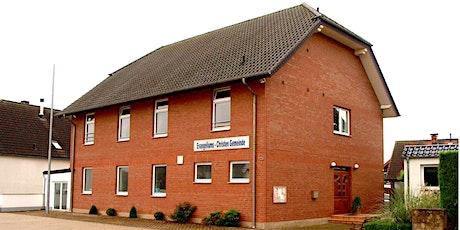 ECG Bad Salzuflen e.V. Gottesdienst 27.6.2021 Tickets