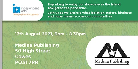 Looking Out From Lockdown: The Tour - Medina Publishing Evening Showcase tickets