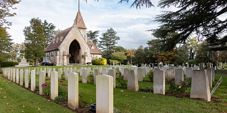 CWGC  Tours - Stratford Upon Avon Cemetery tickets