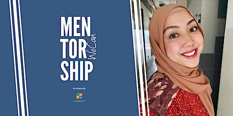 Mentorship WeCan with Qayyimah Al-Zelzy tickets