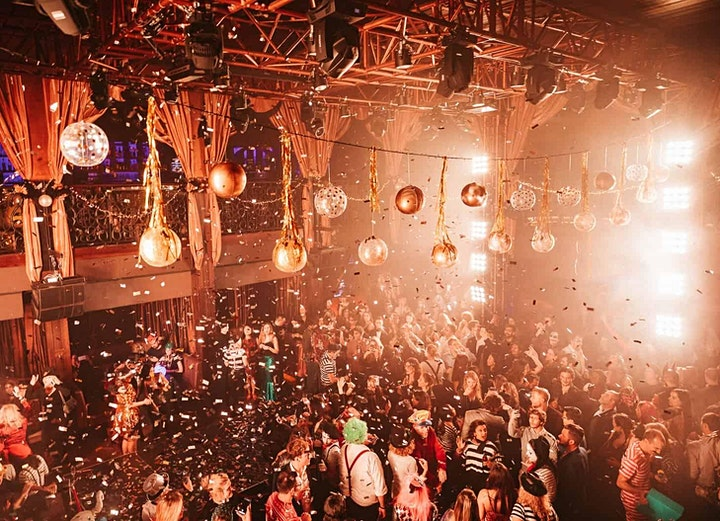 Proud Late London guestlist & tables on Saturday image