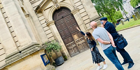 Birmingham Cathedral Churchyard Guided Tour tickets