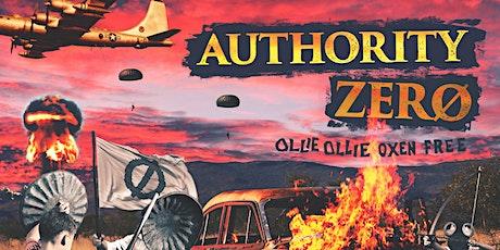 Authority Zero US Tour (Austin) tickets
