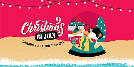 Surfers Paradise Beachfront Markets Christmas in July Twilight Market tickets