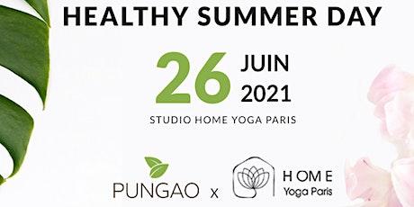 HEALTHY SUMMER DAY tickets