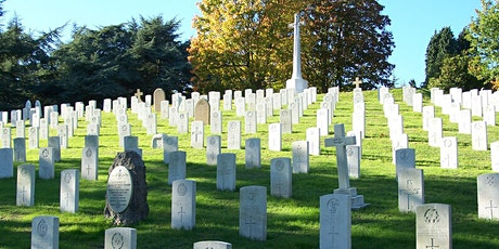 CWGC  Tours - Aldershot Military Cemetery tickets
