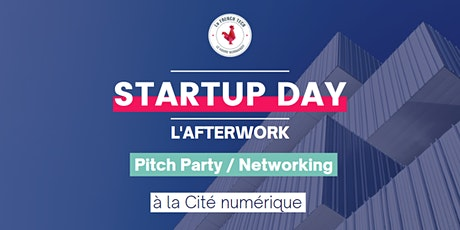 Afterwork - Pitch Party / Networking billets