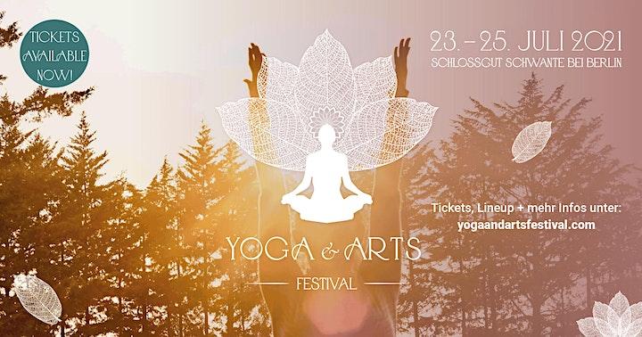 LIVE!! - Outdoor Yoga in the Sculpture Garden - TUESDAYS image