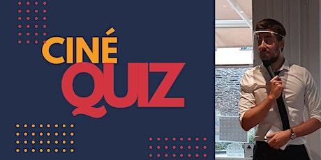 Ciné Quiz billets