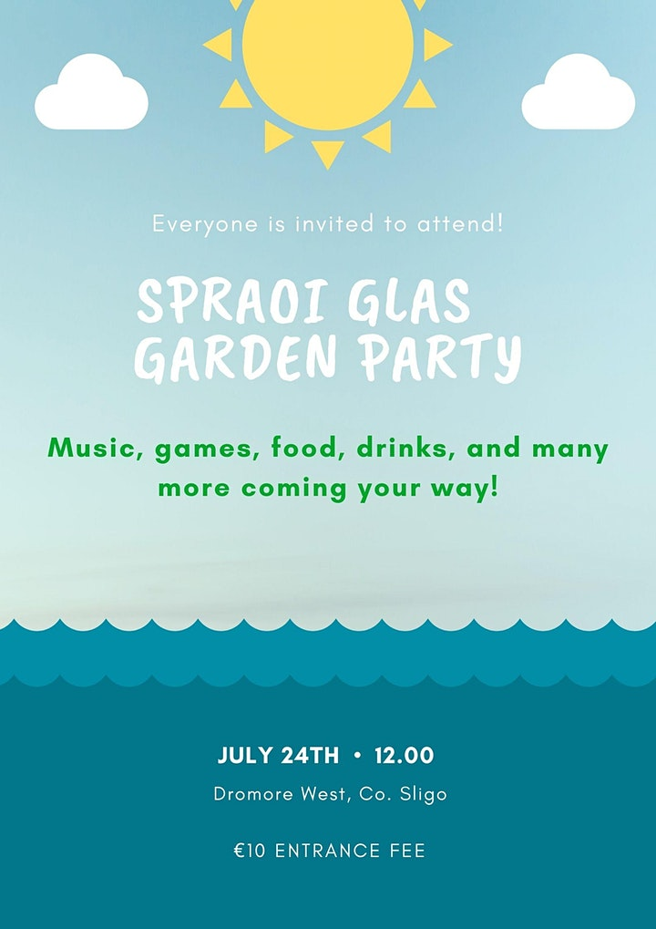 Spraoi Glas - Summer Party image