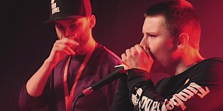 Spanish Beatbox Battle 2021 entradas