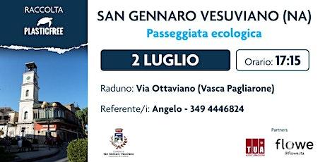 Passeggiata ecologica - San Gennaro Vesuviano biglietti