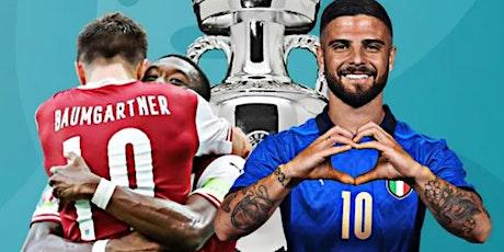 Italia - Austria Euro 2020 Tickets