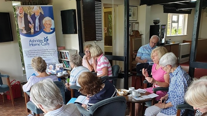 Dementia friends session for  The Bucks Older Peoples Action Group (BOPAG). image