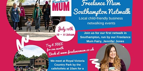 Freelance Mum Netwalk at Southampton tickets