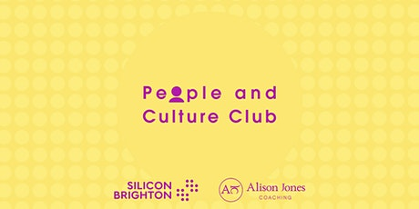 People and Culture Club - Embracing flexible working in a post-COVID world tickets