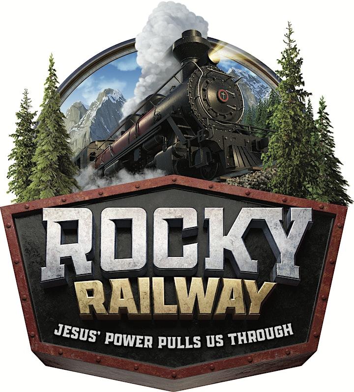 Rocky Railway Summer Mission image