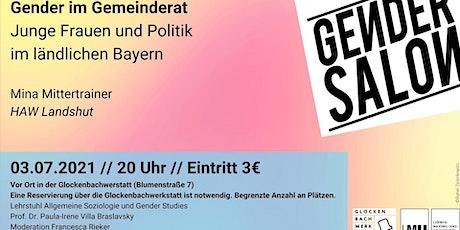 Gendersalon - Bell Air Tickets