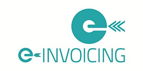Understanding e-Invoicing - Seminar (Wellington) tickets