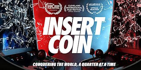 Insert Coin + Q&A (Screening Series 2021) tickets