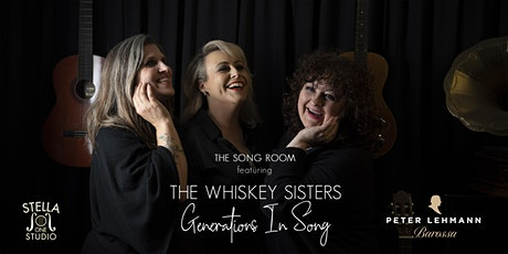 THE SONG ROOM, featuring 'The Whiskey Sisters' - Generations In Song tickets