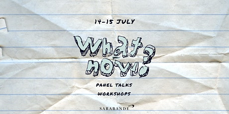 'What Now?' : A Post-College Guide with Sarabande tickets
