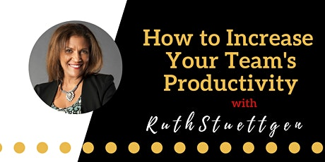 How to Increase Your Team's Productivity tickets
