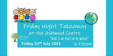 Friday Night Takeaway at the Ashwood Centre billets