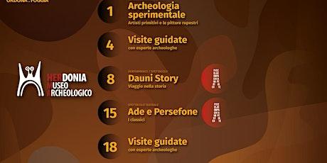 ArcheoLive - HERMA - Esperienza Archeologica biglietti