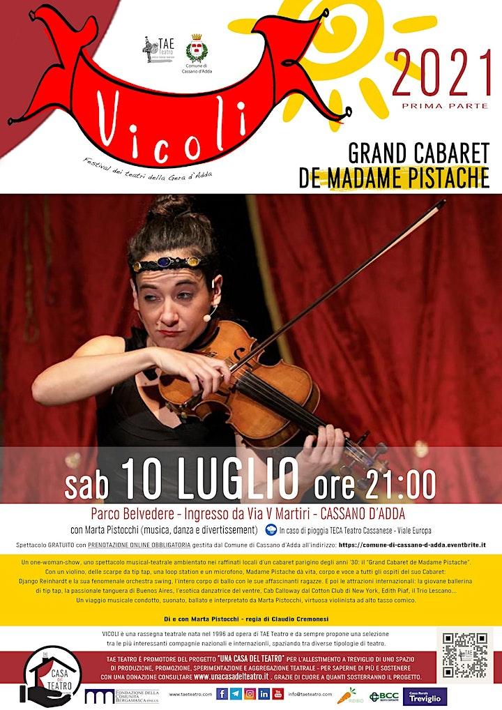Immagine E...state a Cassano: Grand Cabaret de Madame Pistache