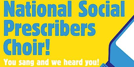 National Social Prescribers Choir tickets