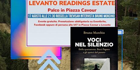 Bruno Morchio presenta Voci nel silenzio biglietti