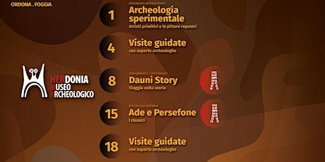 Archeolive - HERMA - Dauni Story biglietti