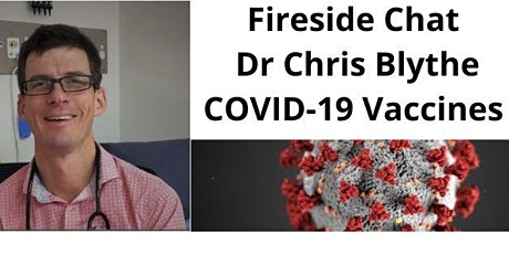 Fireside Chat with the Co-Chair of ATAGI - COVID-19 Vaccination tickets