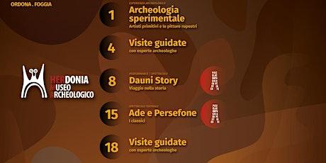 Archeolive - HERMA - Ade e Persefone biglietti