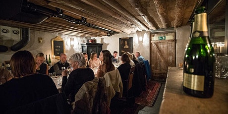 Klassisk champagneprovning Örebro | Svampen Den 05 November tickets