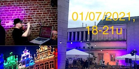 "Rooftop Afterwork ""NL in Brussels"" billets"