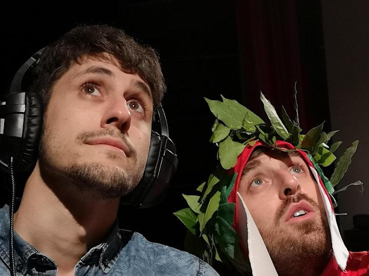 """Immagine E Dante disse: """"All'Inferno Ulisse"""" - Spettacolo Teatrale per Bambini"""