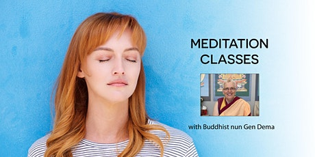 Reducing stress and anxiety, 5-week course(Burnham Park) tickets