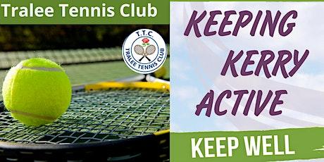 Keeping Kerry Active - Tennis 4 Teens tickets