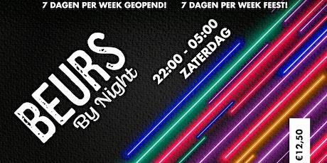 Zaterdag - Beurs by Night tickets