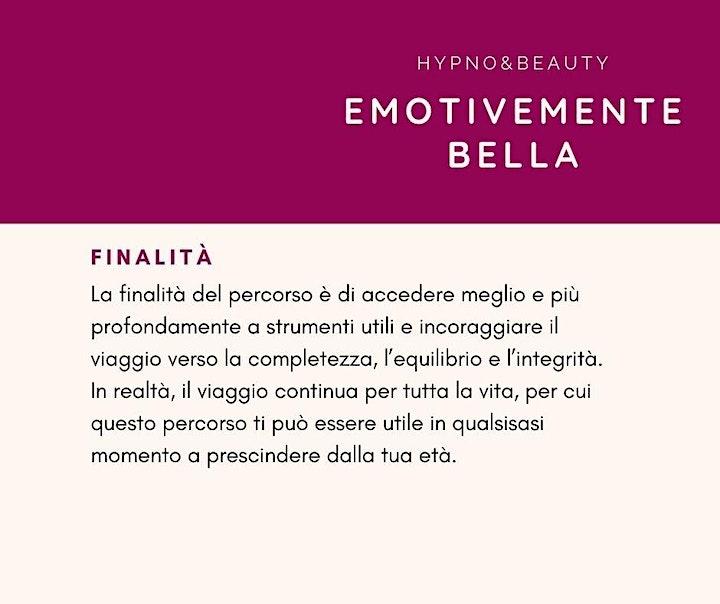 Immagine EmotivaMente  Bella