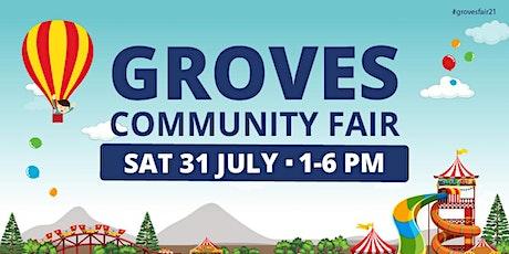 Community Fair Distance Education Prep Information Session tickets