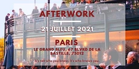 Afterwork AlumnEye #42 - Paris billets