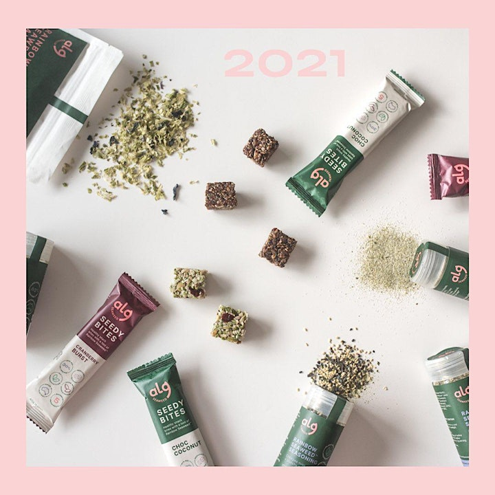 Chocolate tasting session: featuring chocolate with Seaweed! image