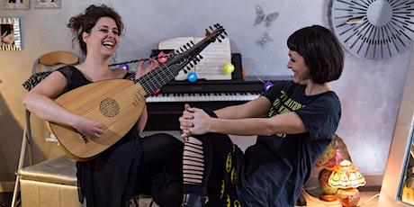 Ilaria Fantin & Petra Magoni - Cosa sono le nuvole? biglietti