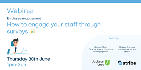 Employee engagement: How to engage your staff through surveys tickets