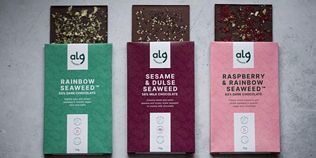 Chocolate Tasting Session: featuring Chocolate with Seaweed! tickets