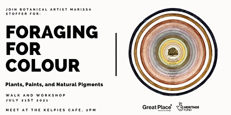 Foraging for Colour: Plants, Paints, and Natural Pigments tickets