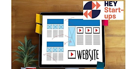 Masterclass - How to Create Your 1st Website tickets
